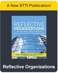 Reflective Organizations, new book from STTI