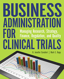 Book: Business Administration for Clinical Trials