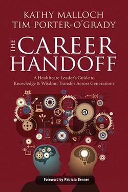 The Career Handoff, an STTI book
