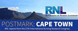 Postmark: Cape Town